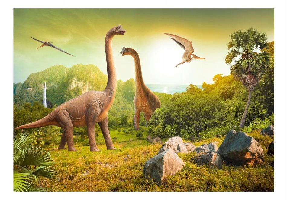 Fototapetas su dinozaurais