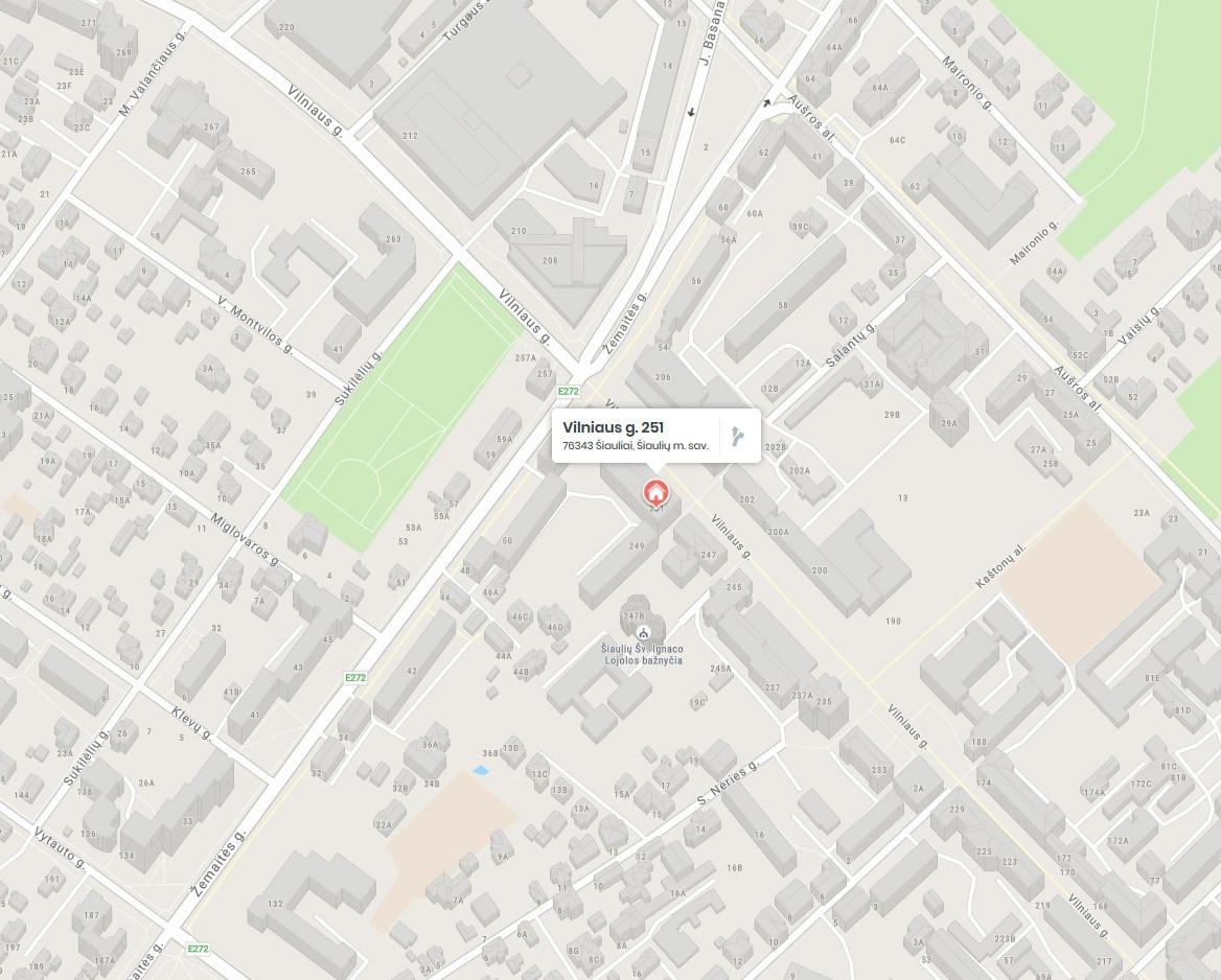 Rėminimas šiauliai SAVEX galerija adresu vilniaus g. 251 (žemėlapis)